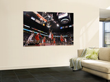 Portland Trail Blazers v Phoenix Suns: Channing Frye and Brandon Roy Wall Mural by  Christian