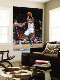 Milwaukee Bucks v Denver Nuggets: Aaron Afflalo Wall Mural by Garrett Ellwood