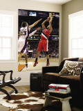 Portland Trail Blazers v Phoenix Suns: Brandon Roy and Steve Nash Wall Mural by  Christian