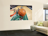 Milwaukee Bucks v Utah Jazz: Raja Bell Wall Mural by Melissa Majchrzak