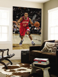 Philadelphia 76ers v Cleveland Cavaliers: Evan Turner Wall Mural by David Liam Kyle