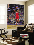 Philadelphia 76ers v New Jersey Nets: Lou Williams Wall Mural by David Dow
