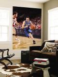 Orlando Magic v Portland Trail Blazers: Rudy Fernandez and J.J. Redick Wall Mural by Sam Forencich
