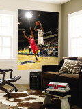 Rio Grande Valley Vipers v Austin Toros: Lewis Cinch and Jerel McNeal Wall Mural by Chris Covatta