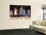 Denver Nuggets v Phoenix Suns: Carmelo Anthony Wall Mural by Christian Petersen
