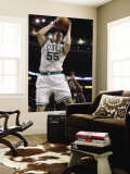 Denver Nuggets v Boston Celtics: Luke Harangody Wall Mural by Elsa Unknown