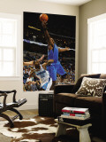 Dallas Mavericks v New Orleans Hornets: Brendan Haywood and Willie Green Wall Mural by Chris Graythen