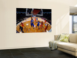 2011 NBA All Star Game, Los Angeles, CA - February 20: Derrick Rose Mural por Pool Unknown