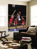 Los Angeles Clippers v Detroit Pistons: Will Bynum Wall Mural by Allen Einstein