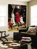 Rio Grande Valley Vipers v Austin Toros: Patrick Patterson, Thomas Gardner and Marcus Cousin Wall Mural by Chris Covatta