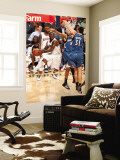 Minnesota Timberwolves v Charlotte Bobcats: Sherron Collins Wall Mural by Kent Smith