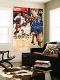 Minnesota Timberwolves v Charlotte Bobcats: Sherron Collins Wall Mural by Kent Smith