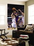Los Angeles Lakers v Dallas Mavericks - Game Four, Dallas, TX - MAY 8: Ron Artest Wall Mural by Noah Graham