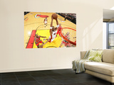 Chicago Bulls v Miami Heat - Game ThreeMiami, FL - MAY 22: Chris Bosh Wall Mural by Victor Baldizon