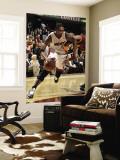 Miami Heat v Cleveland Cavaliers: Chris Bosh Wall Mural by David Liam Kyle