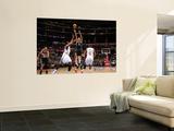 San Antonio Spurs v Los Angeles Clippers: George Hill, DeAndre Jordan and Baron Davis Wall Mural by Noah Graham