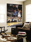 Oklahoma City Thunder v Memphis Grizzlies - Game Four, Memphis, TN - MAY 9: Russell Westbrook and S Wall Mural by Joe Murphy