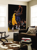 Washington Wizards v Los Angeles Lakers: Lamar Odom and Nick Young Wall Mural by  Jeff