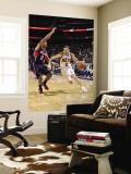 Atlanta Hawks v New Jersey Nets: Jordan Farmar and Jeff Teague Wall Mural by David Dow