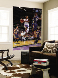 Indiana Pacers v Sacramento Kings: Luther Head Wall Mural by Rocky Widner