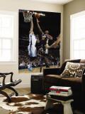 Utah Jazz v New Orleans Hornets: C.J. Miles and Jason Smith Wall Mural by Layne Murdoch
