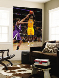 Sacramento Kings v Los Angeles Lakers: Derrick Caracter Wall Mural by Noah Graham