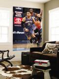 Charlotte Bobcats v Memphis Grizzlies: D.J. Augustin Wall Mural by Joe Murphy