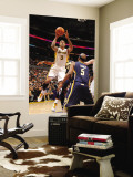 Utah Jazz v Los Angeles Clippers: Matt Barnes and T.J. Ford Wall Mural by Noah Graham