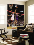 Phoenix Suns v Miami Heat: Grant Hill and Chris Bosh Wall Mural by Mike Ehrmann