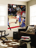 Oklahoma City Thunder v Houston Rockets: Kyle Lowry and Eric Maynor Wall Mural by Bill Baptist