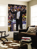 Phoenix Suns v Golden State Warriors: Keith Smart Wall Mural by Rocky Widner