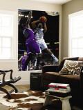Sacramento Kings v New Orleans Hornets: Marcus Thornton and Samuel Dalembert Wall Mural by Chris Graythen