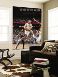 Miami Heat v Utah Jazz: Earl Watson Wall Mural by Melissa Majchrzak