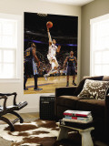 Denver Nuggets v Charlotte Bobcats: D.J. Augustin Wall Mural by Brock Williams-Smith