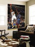Charlotte Bobcats v Memphis Grizzlies: Rudy Gay and Nazr Mohammed Wall Mural by Joe Murphy