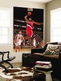 Portland Trail Blazers v Phoenix Suns: Dante Cunningham Wall Mural by Barry Gossage