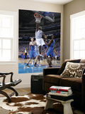 Oklahoma City Thunder v Dallas Mavericks - Game TwoDallas, TX - MAY 19: Brendan Haywood, Serge Ibak Wall Mural by Danny Bollinger