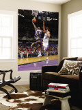 Indiana Pacers v Sacramento Kings: Darren Collison and Francisco Garcia Wall Mural by Rocky Widner