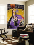 Indiana Pacers v Sacramento Kings: Mike Dunleavy Wall Mural by Rocky Widner