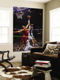 Cleveland Cavaliers v Orlando Magic: Ryan Hollins and Dwight Howard Wall Mural by Fernando Medina