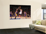 Los Angeles Lakers v Los Angeles Clippers: Eric Gordon and Lamar Odom Wall Mural by Noah Graham