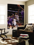 Sacramento Kings v Los Angeles Clippers: DeAndre Jordan, Samuel Dalembert and Jason Thompson Wall Mural by Noah Graham