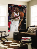 Utah Flash v Idaho Stampede: Antoine Walker Wall Mural by Otto Kitsinger
