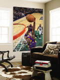Los Angeles Lakers v Utah Jazz: Kobe Bryant Wall Mural by Melissa Majchrzak