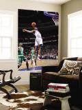 Boston Celtics v Philadelphia 76ers: Thaddeus Young Wall Mural by David Dow