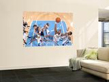 Memphis Grizzlies v Denver Nuggets: Shelden Williams Wall Mural by Garrett Ellwood