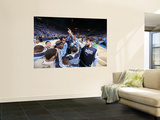 Memphis Grizzlies v Oklahoma City Thunder - Game Seven, Oklahoma City, OK - MAY 15: Marc Gasol, Zac Wall Mural by Joe Murphy