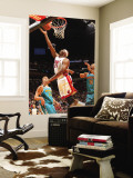 New Orleans Hornets v Miami Heat: Erick Dampier Wall Mural by Victor Baldizon