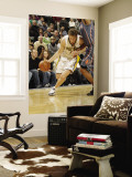 Charlotte Bobcats v Indiana Pacers: Mike Dunleavy Wall Mural by Ron Hoskins
