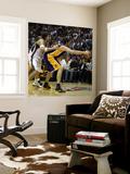 Los Angeles Lakers v Milwaukee Bucks: Pau Gasol and Andrew Bogut Wall Mural by Jonathan Daniel